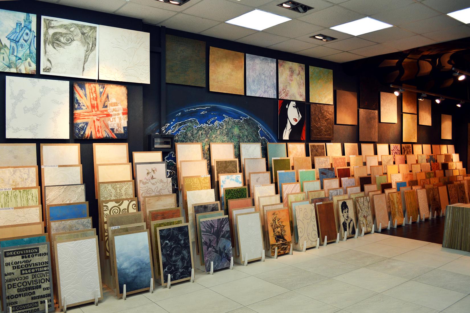 Центр Декоративных Красок фото салона
