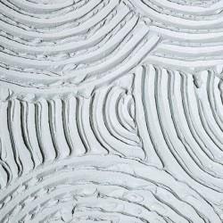Пример нанесения фактурного покрытия - образец 68-10