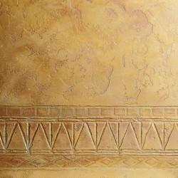 Пример нанесения художественного покрытия - образец 07-10-10