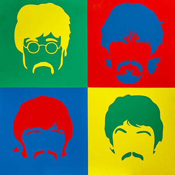 Художественная роспись фото Art-Beatles