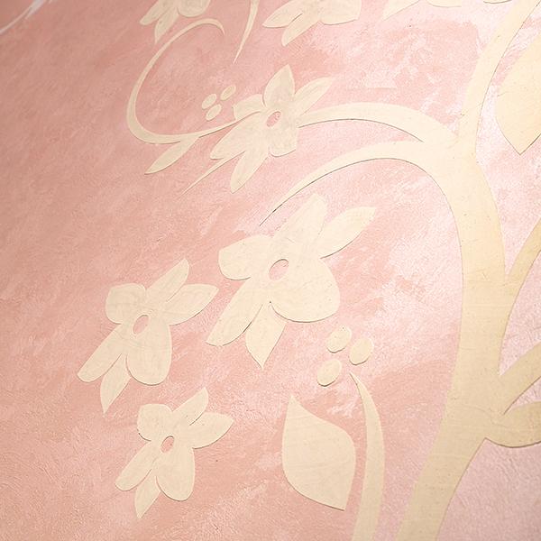 Образец Art-Flowers под углом