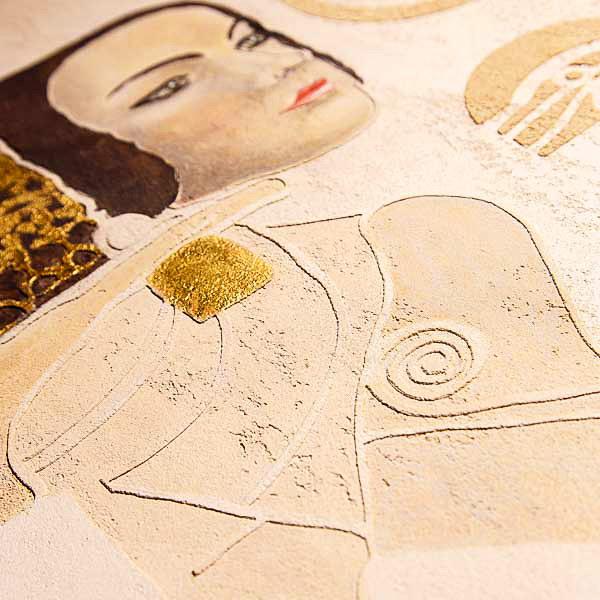 Образец Art-Klimt под углом