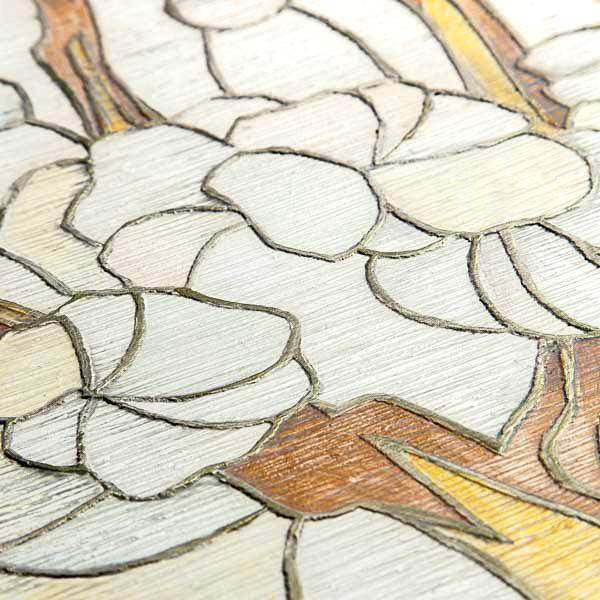 Образец Art-Sakura под углом