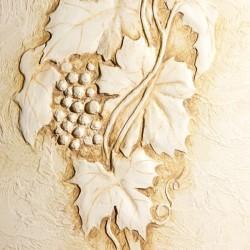 Пример нанесения художественного покрытия - образец Art-Vinograd