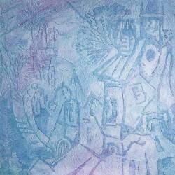 Пример нанесения художественного покрытия - образец Art-Zamok