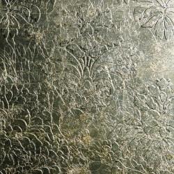 Пример нанесения фактурного трафаретного покрытия - образец B-07-01