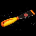 Шпатель с ручкой малярный стральной Pavan
