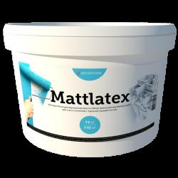 Mattlatex Decovision матовая водно дисперсионная краска для стен и потолков внутри помещений